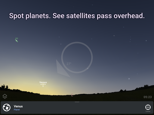 Stellarium screenshot 13