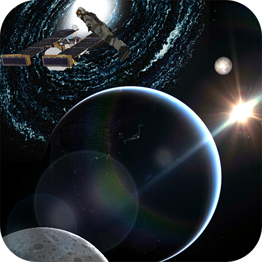 Space 3D Live Wallpaper Free