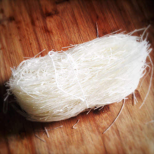 Easter, easter egg, Glass Noodle,  Nests, recipe,  Chinese vermicelli, bean threads,crystal noodles, 復活節, 粉絲, 巢, 冬粉, 細粉, 線粉, easter nest
