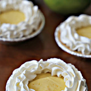 Key Lime Pie with Grand Marnier® Whipped Cream.