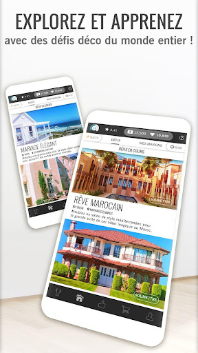Code Triche Design Home apk mod screenshots 2