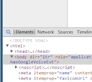 Magnifying Glass in Chrome Dev Tools