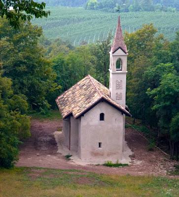 Chiesa nel verde di ElleEffe