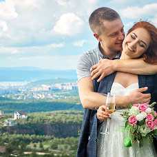 Wedding photographer Aleksandra Zhuzhakina (auzhakina51). Photo of 01.09.2017