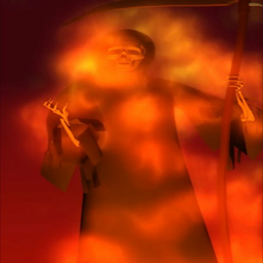 Grim Reaper Taps Your Phone