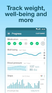 Pill Reminder & Medication Tracker – MyTherapy App Latest Version Download For Android and iPhone 5
