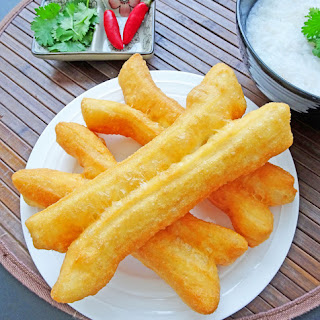 Fried Bread Sticks – Dau Chao Quay – You Tiao.