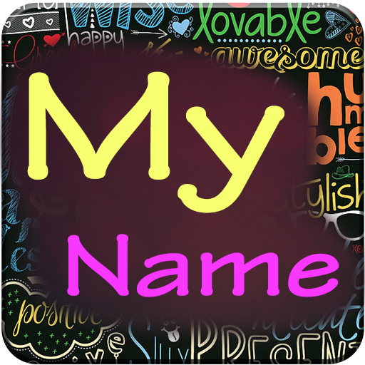My Name Live Wallpaper file APK Free for PC, smart TV Download
