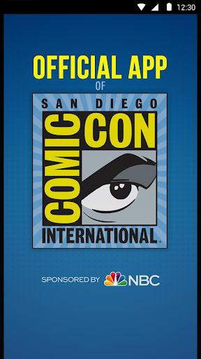 Official Comic-Con App