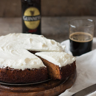 Stout Gingerbread Cake.