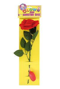 Sprutande ros