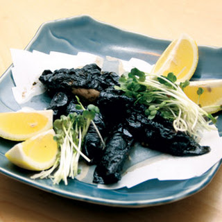 Oysters with Nori