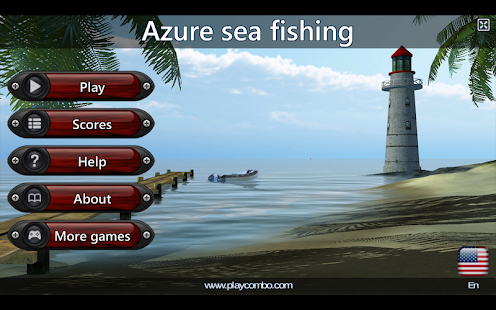 Azure Sea Fishing- screenshot thumbnail