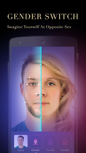 Screenshot for Horoscope & Palm Master - Face Aging, Palm Scanner in United States Play Store