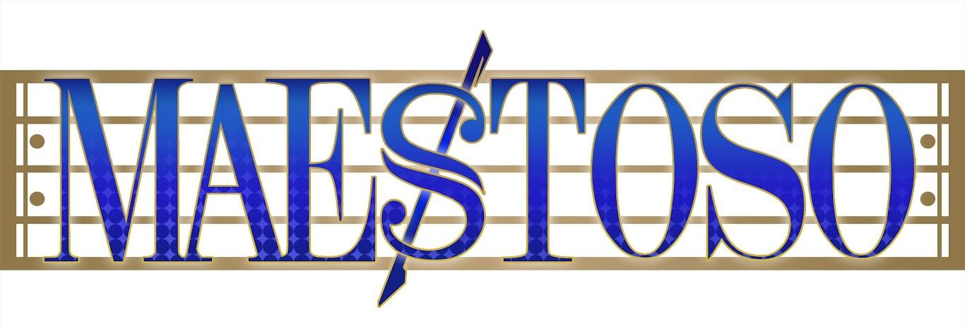【画像】MAESTOSO(マエストーソ)