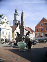Photo: Freising market