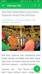 Warta Berita Papua - náhled