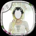 Traditional Javanese Bride Kebaya icon