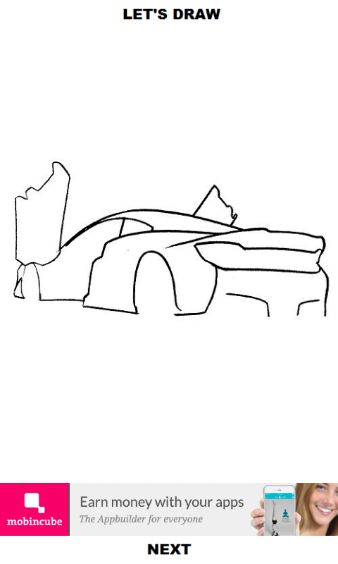 How to Draw Cars 2- screenshot