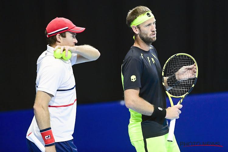 Nederlander na het uitschakelen van Gillé/Vliegen geen eindwinnaar: Peers/Venus winnen dubbel in Antwerpen