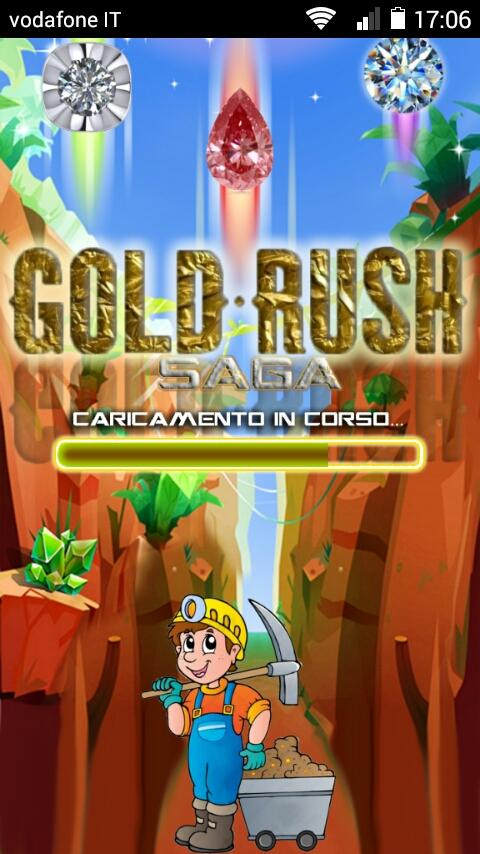 Gold Rush Saga- screenshot