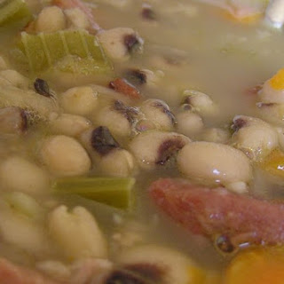 Black-eyed Pea Soup