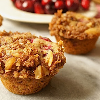 Mini Cranberry Muffins Recipes