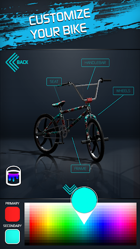 Touchgrind BMX 2 - screenshot