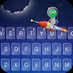 Starry Night Theme Keyboard