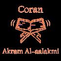 Coran Akram Al-aalakmi