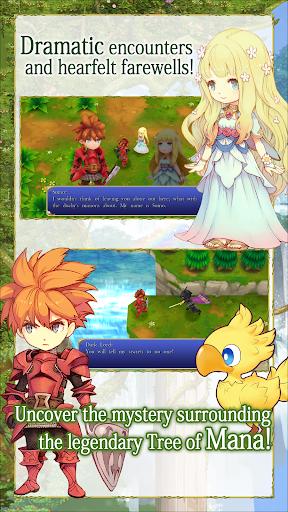 Adventures of Mana  PC u7528 7