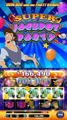 Vegas Party™ Slot Machine Game to Play Free in B3W Groups Online Casinos