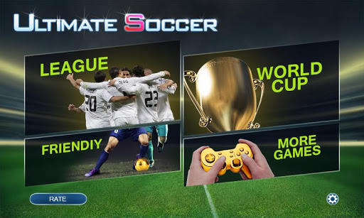 Ultimate Soccer - Football screenshot 3