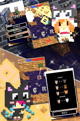 CAT SHOT game (apk) free download for Android/PC/Windows screenshot