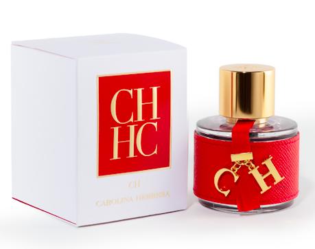 Perfume Carolina Herrera para regalo de mujer en San Valentin