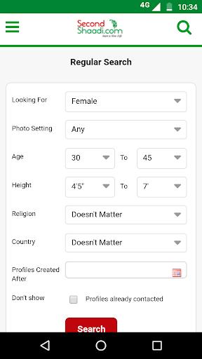 SecondShaadi - The Trusted Matrimony App by CommunityMatrimony com