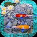 3D Fish Pond Live Wallpaper icon