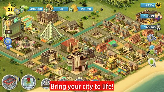 City Island 4 - Sim Tycoon (HD- screenshot thumbnail