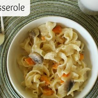 Creamy Chicken Noodle Casserole.