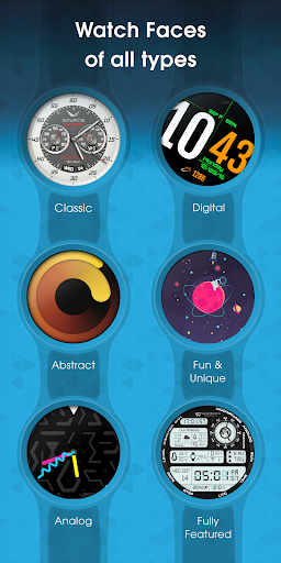 Screenshot for Facer Watch Faces in United States Play Store