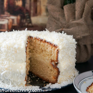 Coconut Flavored Cake Recipes
