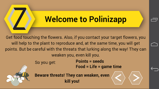 Polinizapp- screenshot thumbnail