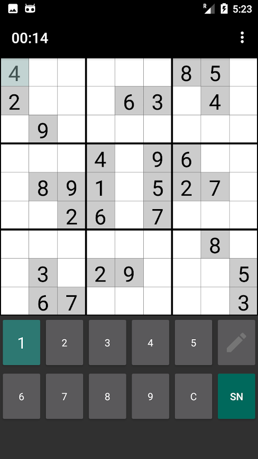 sudoku free app extreme   android apps on google play
