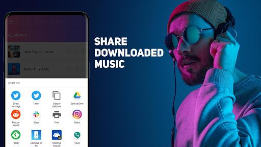 Free Music Downloader 2020 screenshot 4