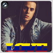 Colombia Flag Love Effect : Photo Editor APK