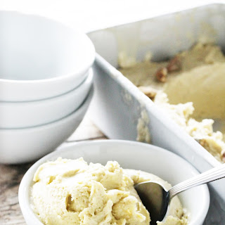Pistachio Gelato By Hand (No Ice Cream Maker Required!)