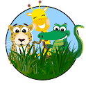 Wild Animal Puzzle for Kids icon
