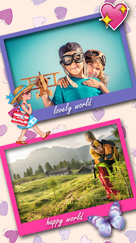 android Colorful Photo Frames Screenshot 4