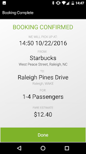 Taxi Taxi Mobile Raleigh- screenshot thumbnail