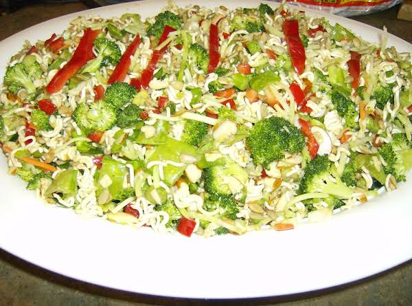 Rose  Mary's Oriental Pasta Salad